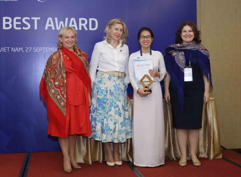 Giải thưởng đặc biệt APEC năm 2017