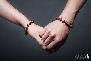 Vòng tay Trầm hương Phúc Linh