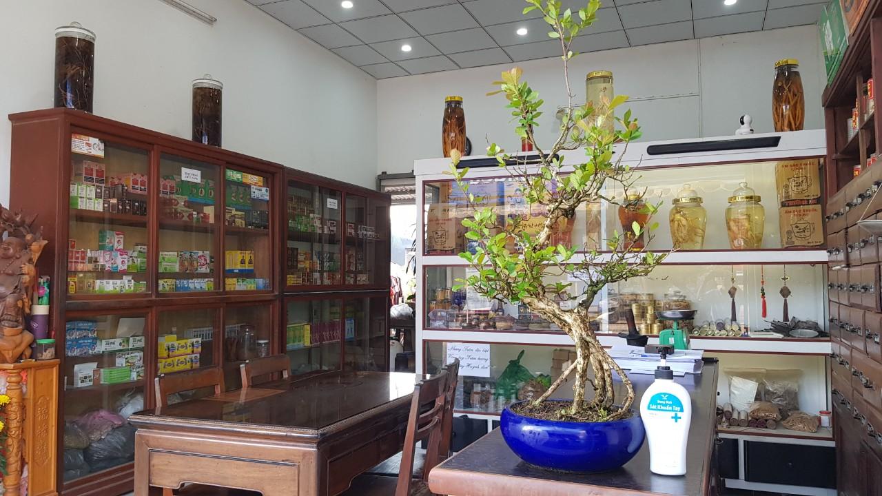 Đại lý bán Nhang Nụ Trầm Hương Phúc Linh tại Quy Nhơn - Tân - Phòng chẩn trị y học cổ truyền Hiệp Thành.