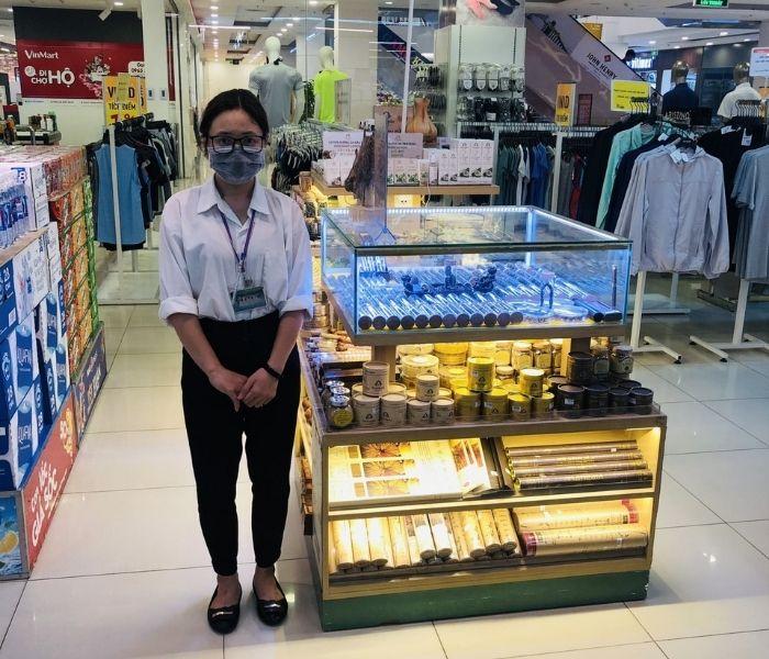 Cửa hàng bán Nhang Nụ Trầm Hương tại Huế